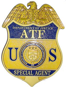 ATF-Badge-Plaque